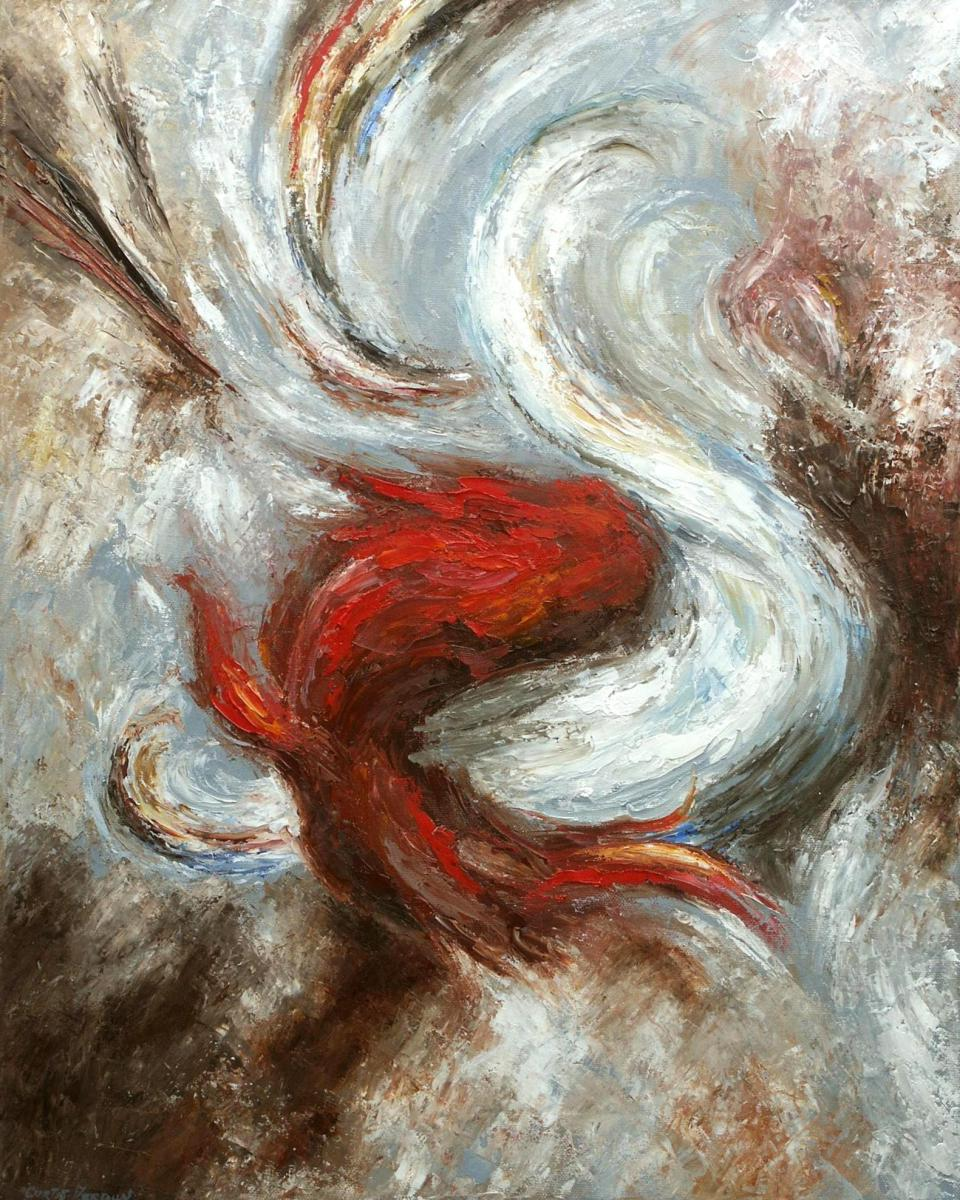 The Dance Of Good And Evil » Art By Abstraction